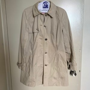 CLUB MONACO Trench Coat - Tan